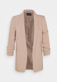PCBOSS - Short coat - natural