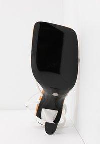 Proenza Schouler - High heeled sandals - nero/osso - 4