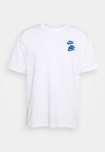 TEE WORLD TOUR - T-shirt med print - white
