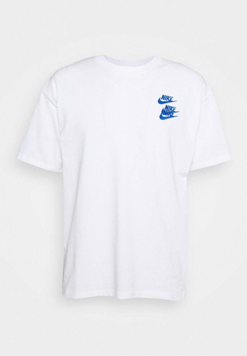 Nike Sportswear - TEE WORLD TOUR - T-shirt med print - white