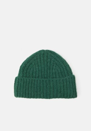 KNITTED HAT - Beanie - hedgerow