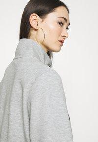 Nike Sportswear - Cardigan - dark grey heather/black - 4