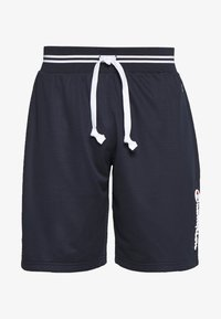 Champion - ROCHESTER ATHLEISURE - Pantalón corto de deporte - dark blue - 4
