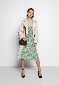 InWear - CADI DRESS - Day dress - green - 1