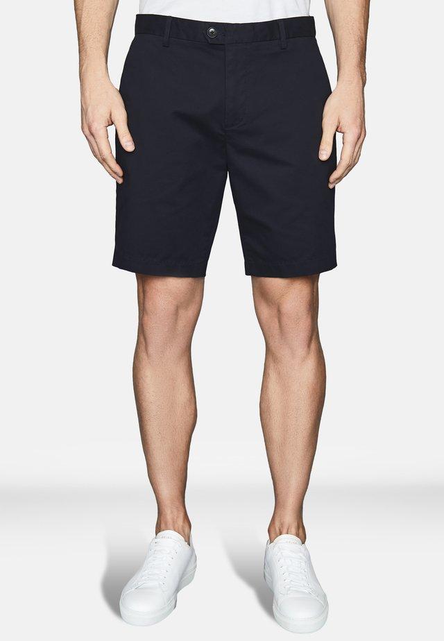 WICKET - Shorts - navy blue