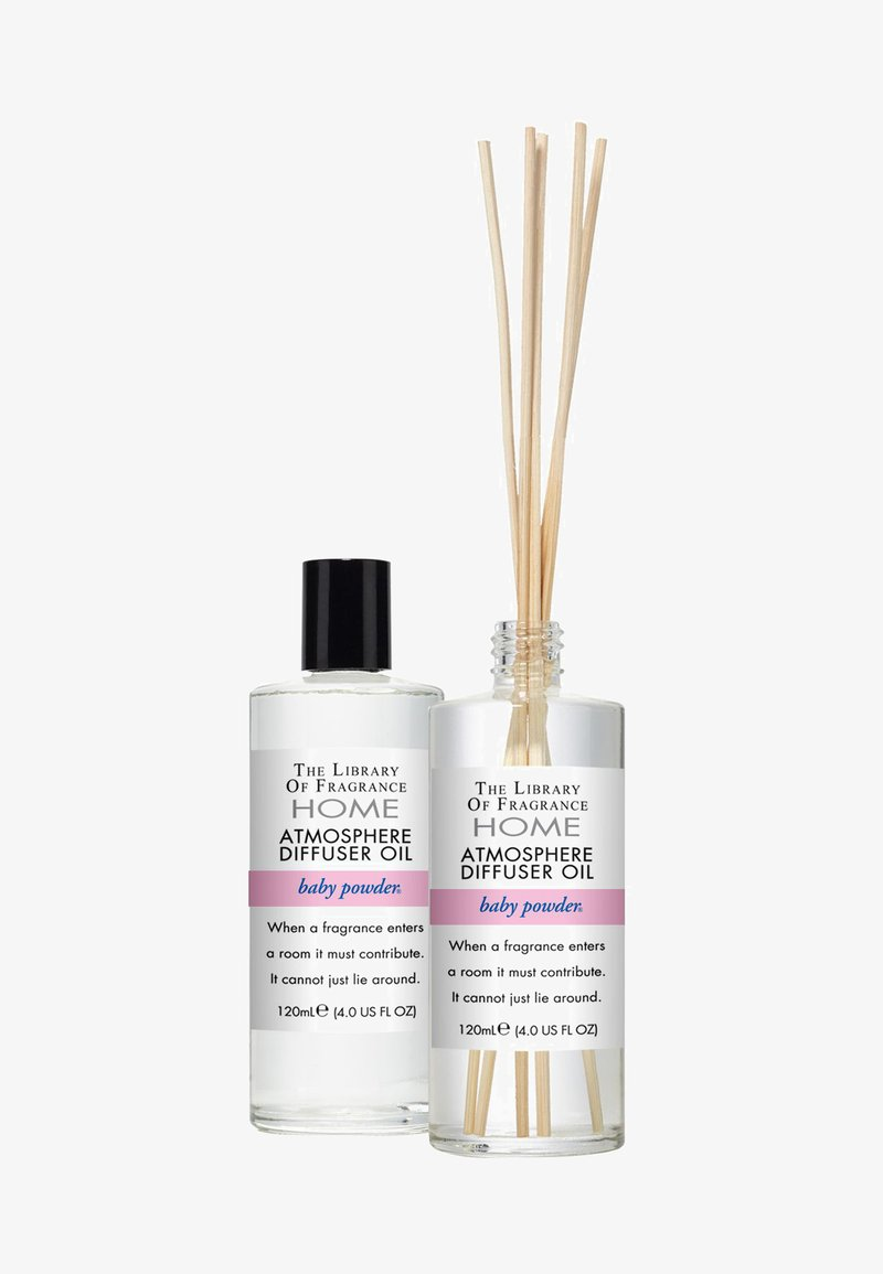 The Library of Fragrance - HOME DIFFUSER  - Raumduft - baby powder