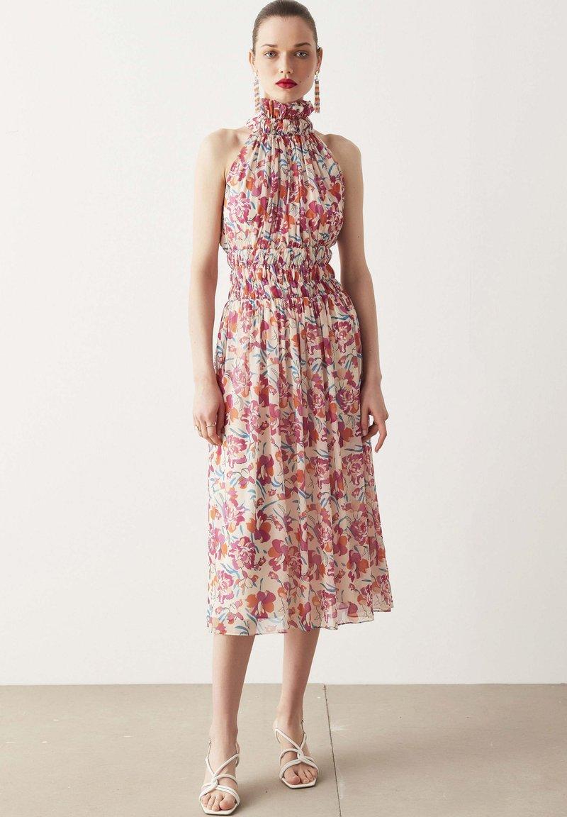 IPEKYOL - Day dress - fuschia