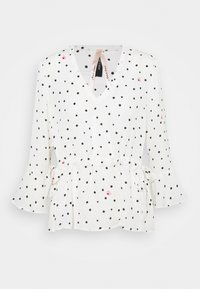 Marc Cain - Long sleeved top - white - 0