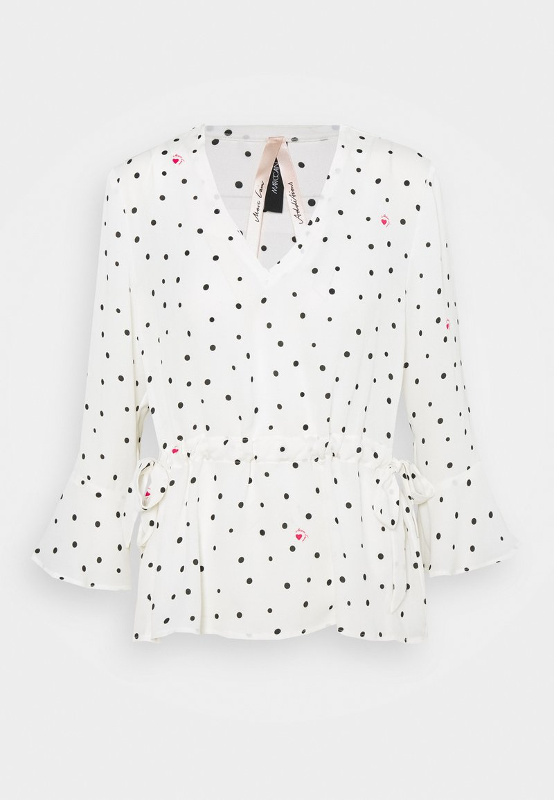 Marc Cain - Long sleeved top - white