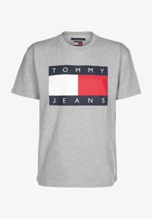 T-shirt imprimé - light grey htr