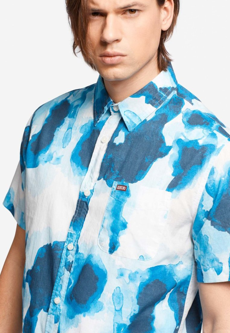 khujo SINCO - Chemise - blue
