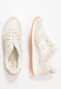 ASICS SportStyle - GEL-LYTE III - Sneakers - ivory/wood crepe - 1