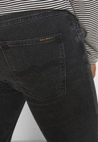 Nudie Jeans - LEAN DEAN - Jeans slim fit - nightrider - 5