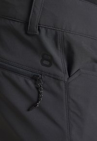 8848 Altitude - MONTAFON - Sports shorts - charcoal - 5
