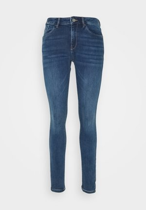 Skinny džíny - blue medium wash