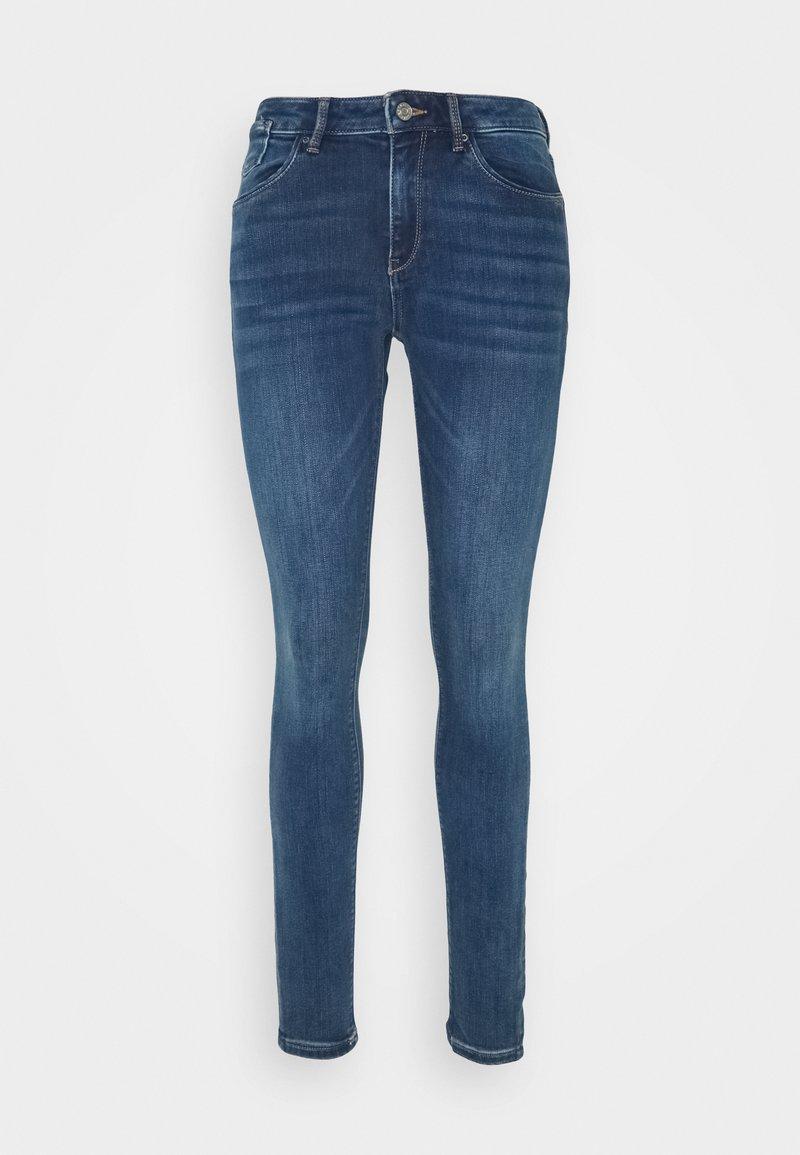 Esprit - Jeans Skinny Fit - blue medium wash