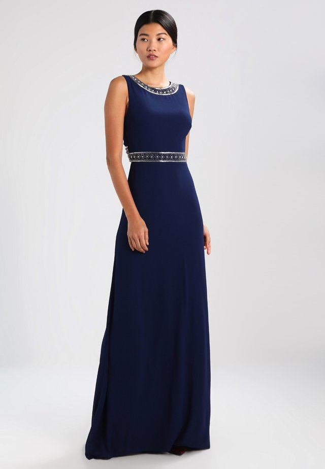 MAXI - Ballkleid - navy
