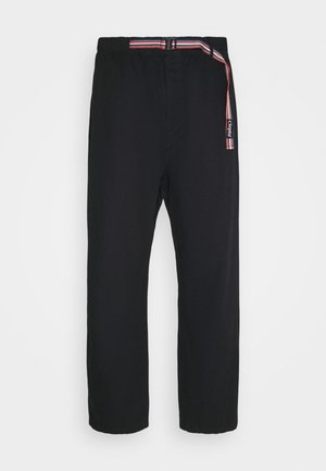 TRANSIT TEAM - Trousers - black