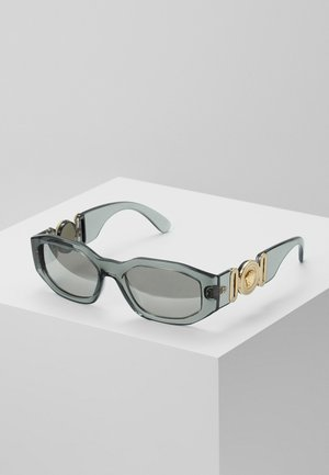 UNISEX - Sunglasses - transparent grey