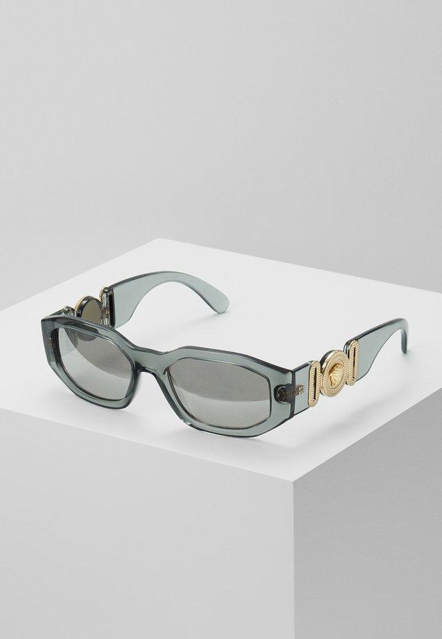 UNISEX - Sluneční brýle - transparent grey