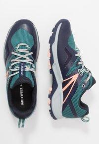 Merrell - MQM FLEX 2 GTX - Hiking shoes - dragonfly - 1