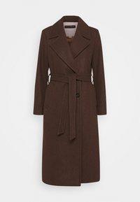 Part Two - EJA - Classic coat - chocolate glaze - 0