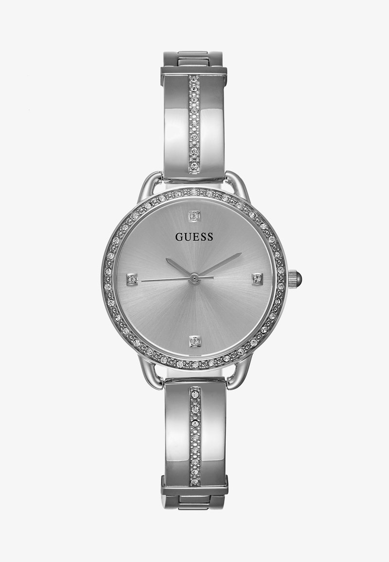 Guess - LADIES - Klokke - silver-coloured