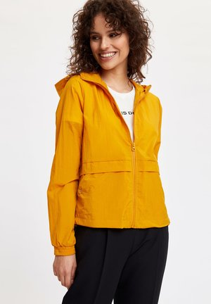 Chaqueta fina - yellow