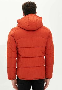 DeFacto - Winter jacket - orange - 1