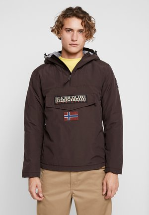 RAINFOREST - Light jacket - choco brown