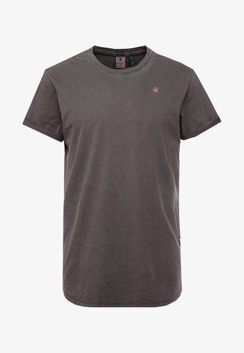 LASH  - T-shirt basic -  brown