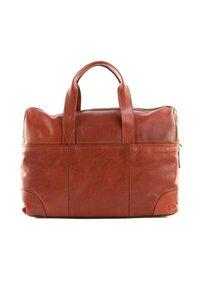 Saddler - Weekend bag - midbrown - 1