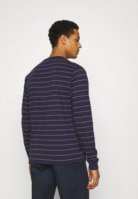 Carhartt WIP - DENTON - Long sleeved top - space/malaga - 2
