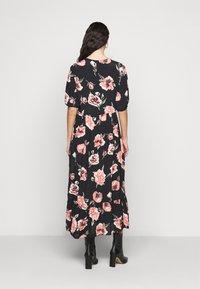 PIECES Tall - PCRIMMA LONG DRESS  - Maxi dress - black - 2