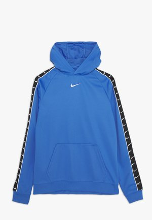 HOODY TAPE - Huppari - pacific blue