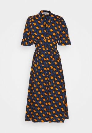 ERICA - Maxi dress - navy
