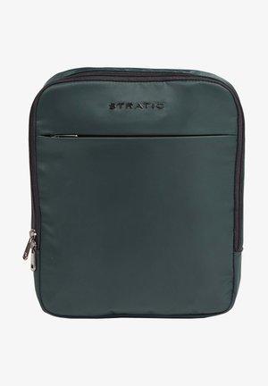Across body bag - dark green