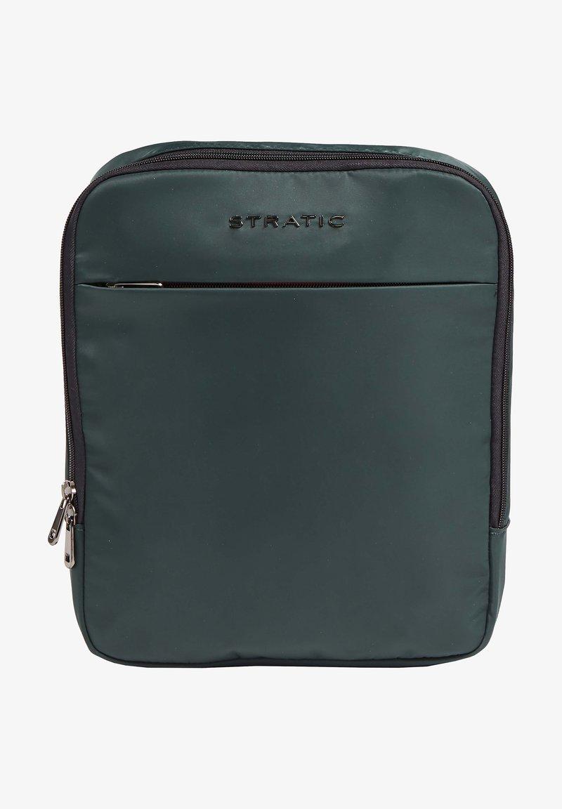 Stratic - Across body bag - dark green
