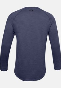 Under Armour - CHARGED  - Long sleeved top - blue ink - 1
