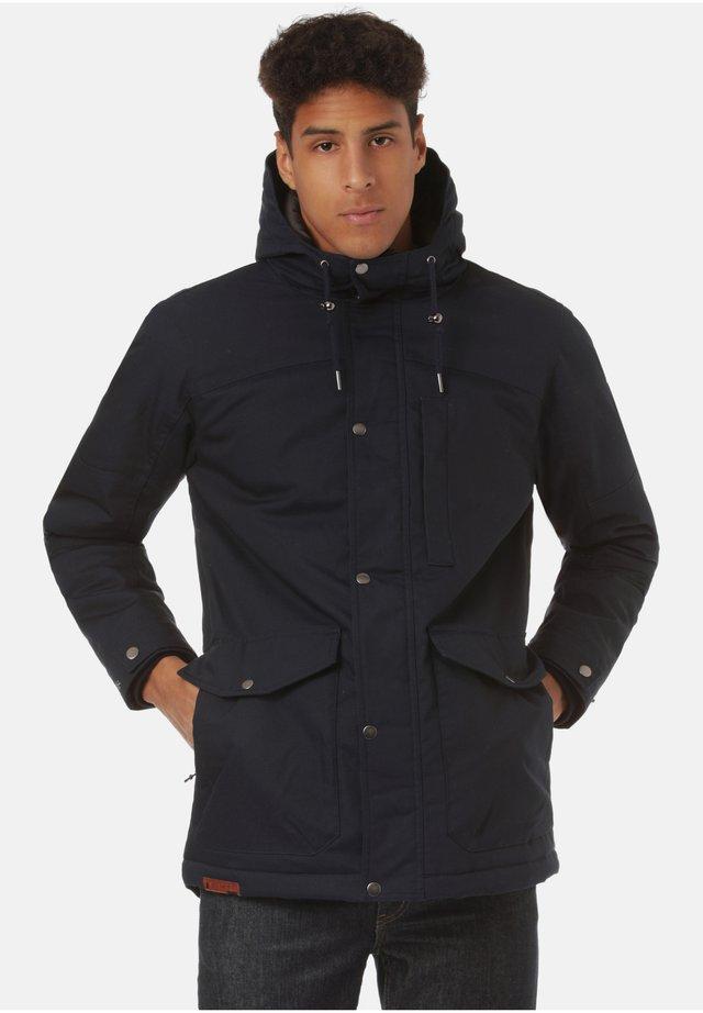 CALEDON - Winter jacket - black iris