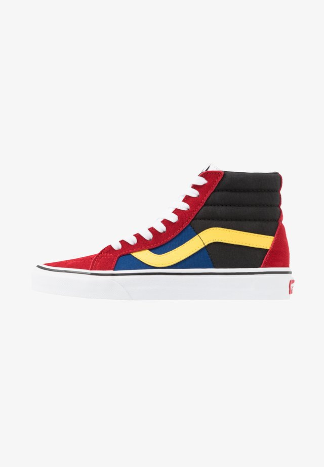 SK8 REISSUE - High-top trainers - chili pepper/true white