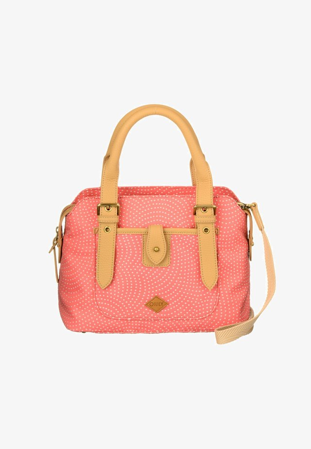 Handbag - pink flamingo