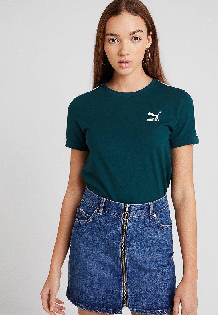 Damen CLASSICS TIGHT TEE - T-Shirt print