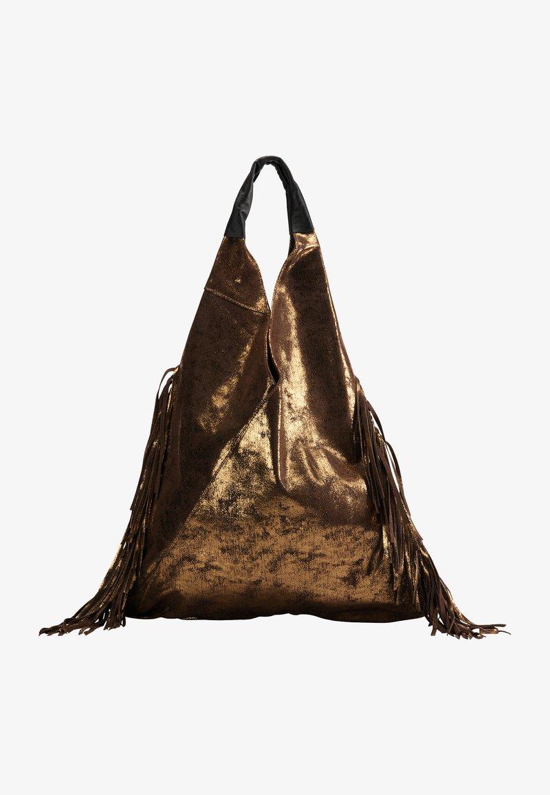 IZIA - Handbag - vintage gold