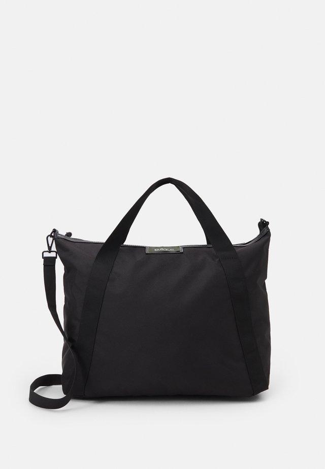GWENETH CROSS - Shopper - black