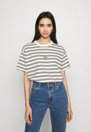 NIKO - Print T-shirt - off white
