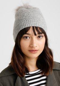 Anna Field - Bonnet - grey - 1