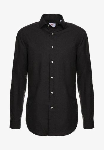 SOLID COLOUR - Camicia elegante - black knight