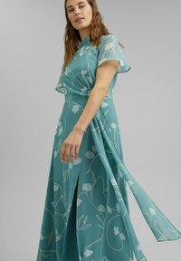 Esprit Collection - Maxi dress - dark turquoise - 2