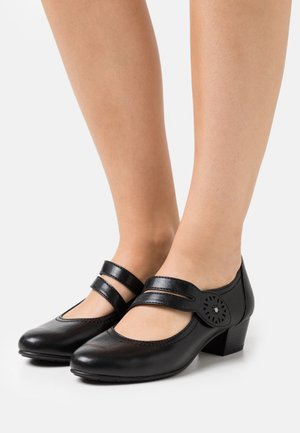 SLIP ON - Avokkaat - black